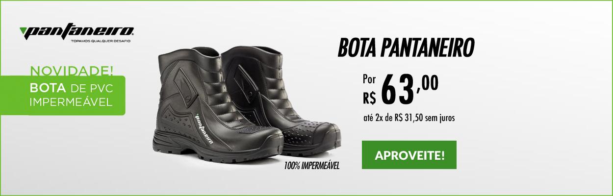Bota PVC Pantaneiro