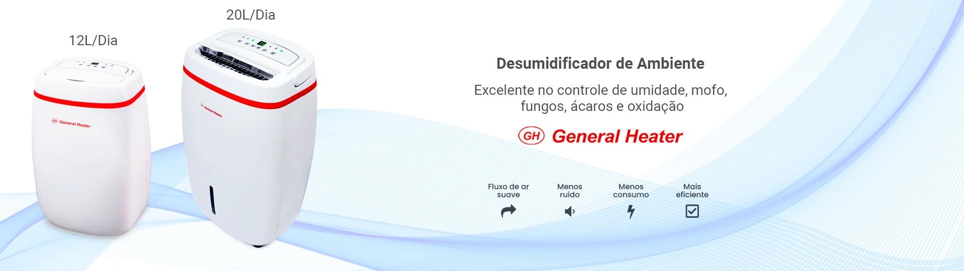 Desumidificador General Heater