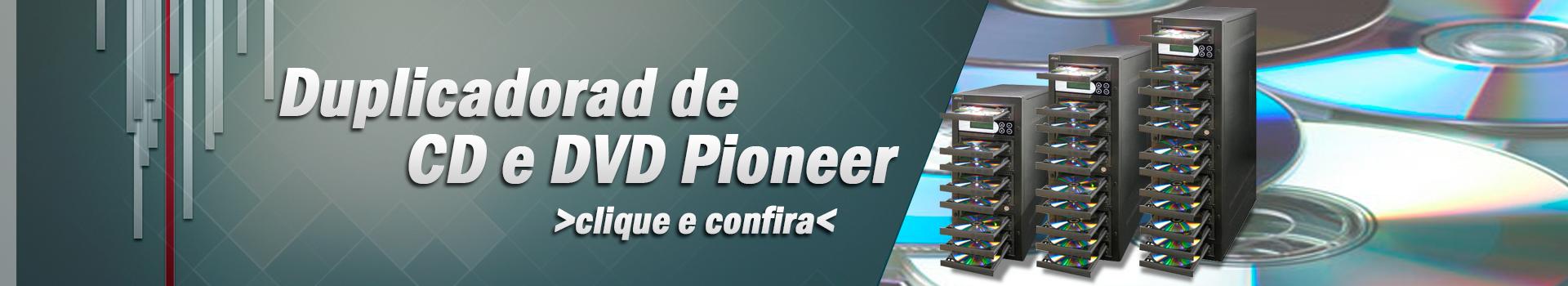 Gravadora Pioneer
