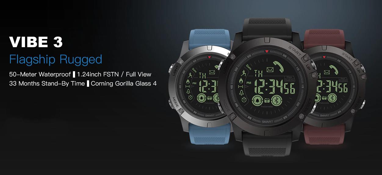 smartwatch Vib 3
