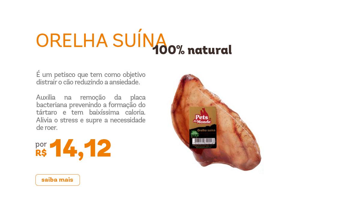 Orelha Suina