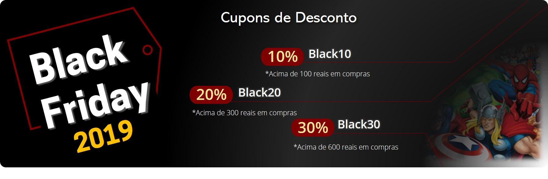Faixa Black FRIDAY