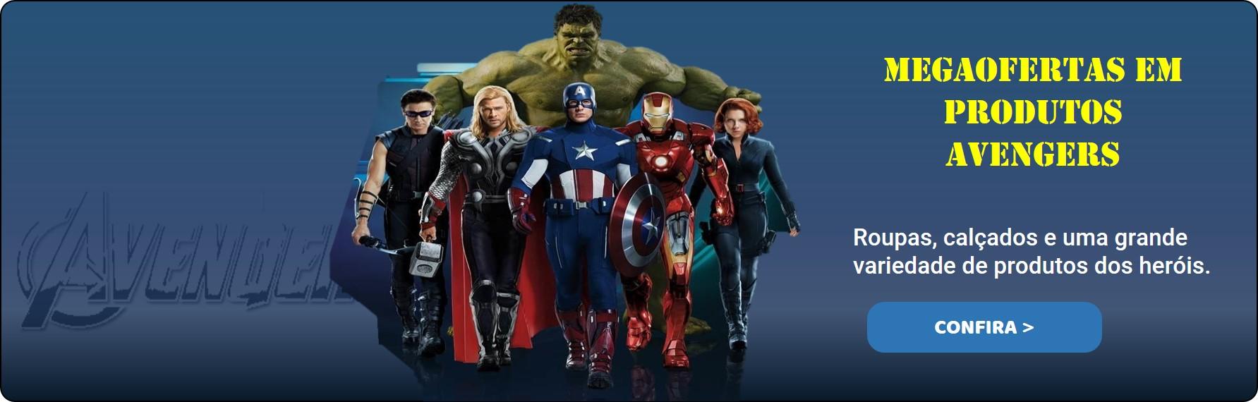 Banner Avengers 2019