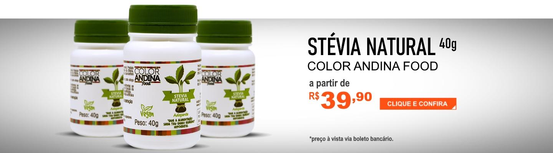 Stevia color andina