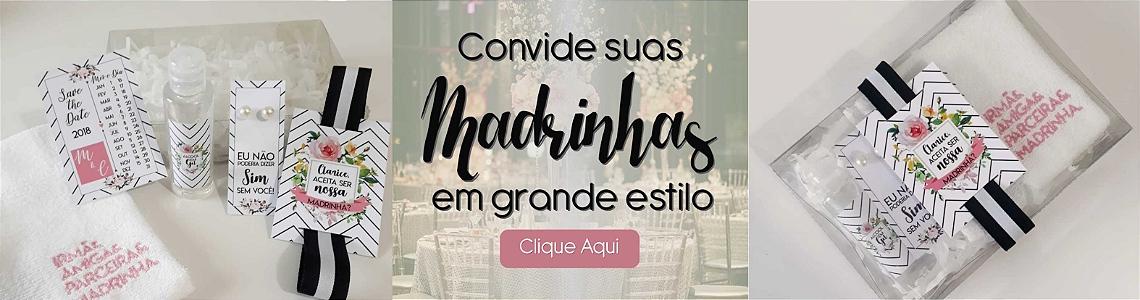 Convite de Madrinha