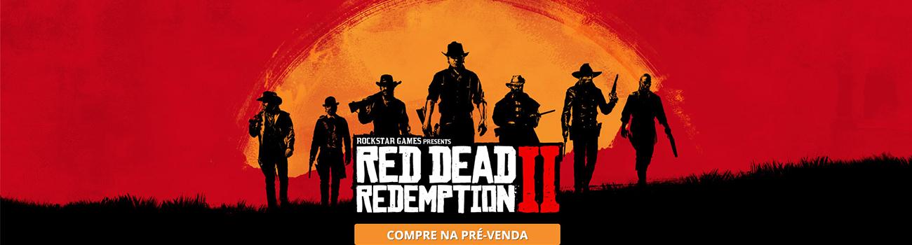 Red Dead Redemption 2 Pré Venda