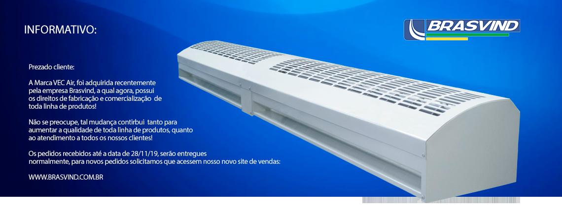 VEC 1800C - Controle remoto