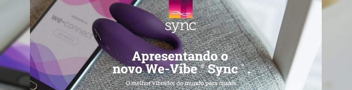Vibrador We Vibe Sync Para Casal