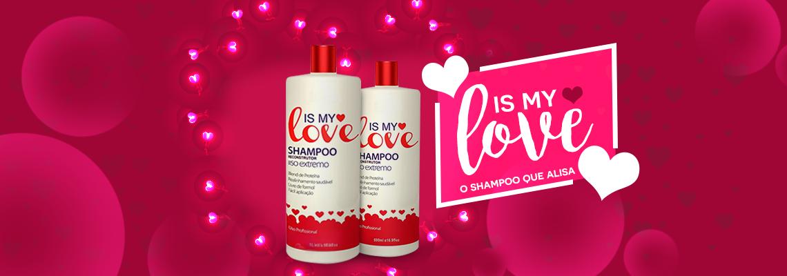 Is My Love -Shampoo