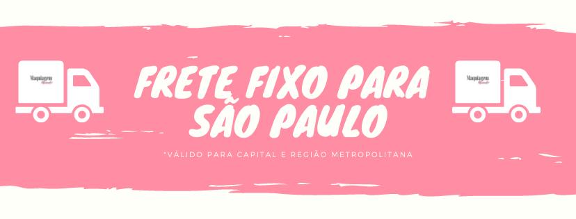 Frete Fixo São Paulo
