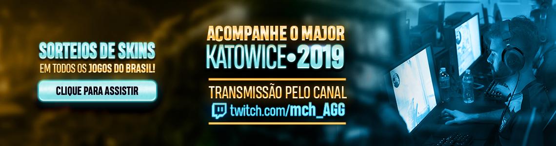 Transmissão Katowice 2019
