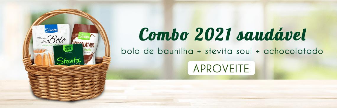 Combo 2021 Saudável