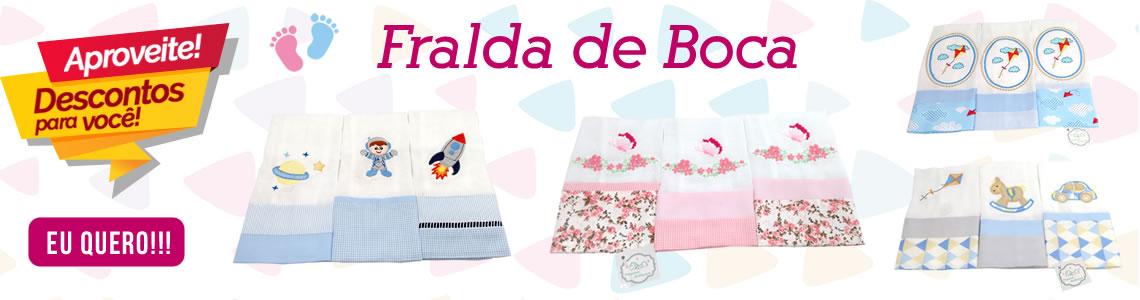 Banner Fralda de Boca