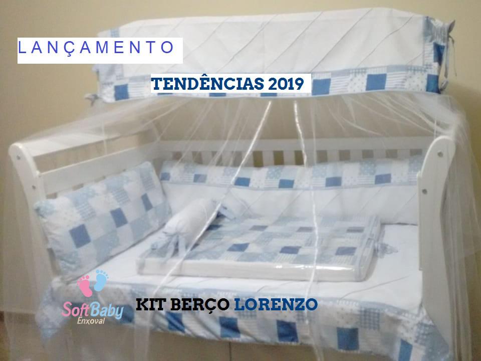 Kit Berço Lorenzo