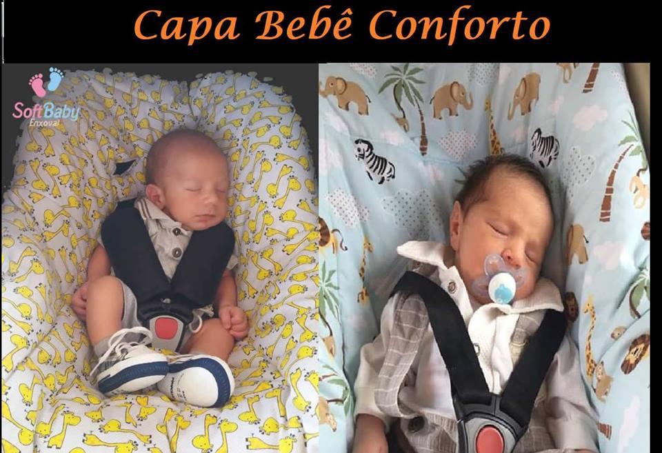 Capa bebe conforto