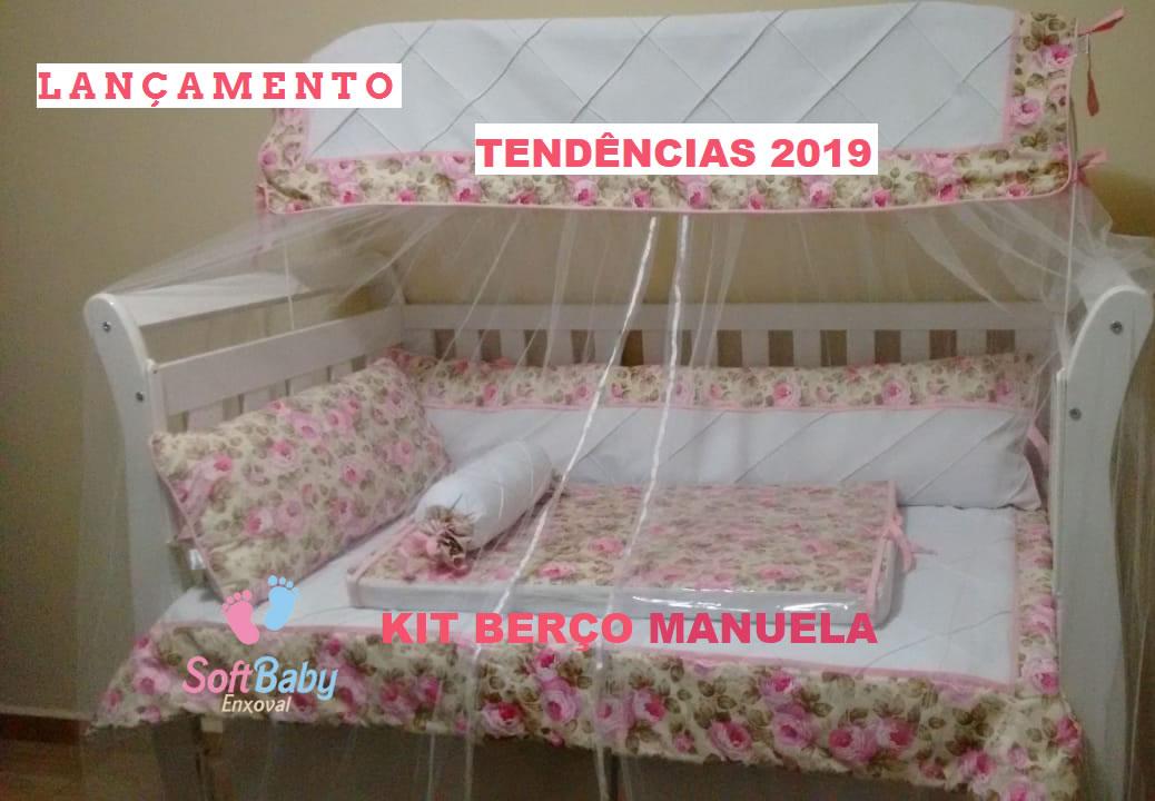 Kit Berço Manuela