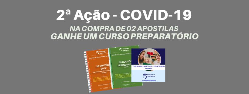 2a Ação COVID Cinza