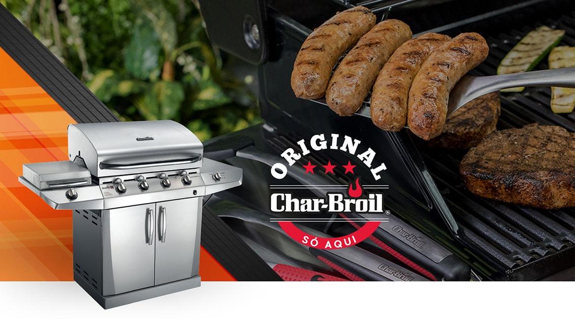 Banner Original Char-Broil