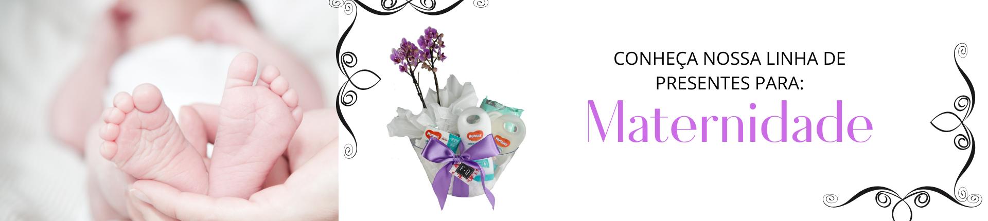 Coleção Maternidade FQ