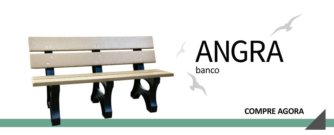 banco Angra madeira plástica 2