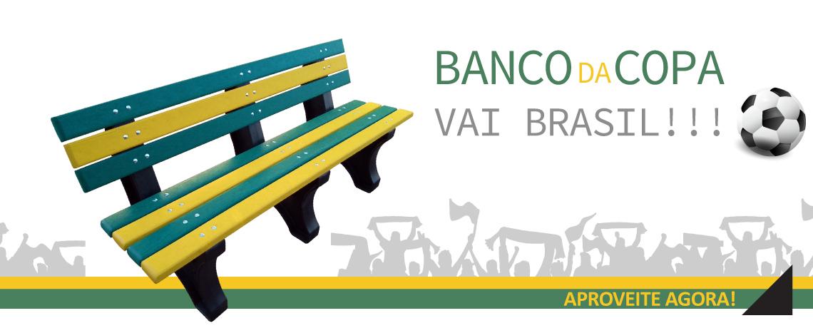 Vai Brasil Banco personalizados