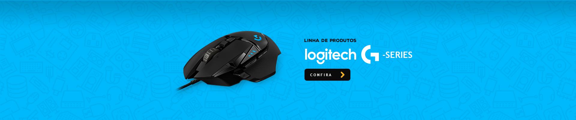 Linha Logitech G-Series