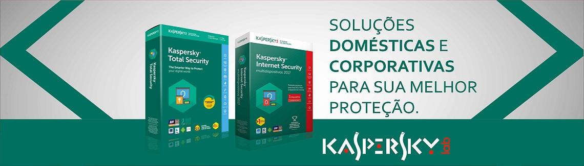 Kaspersky Antivírus profissional