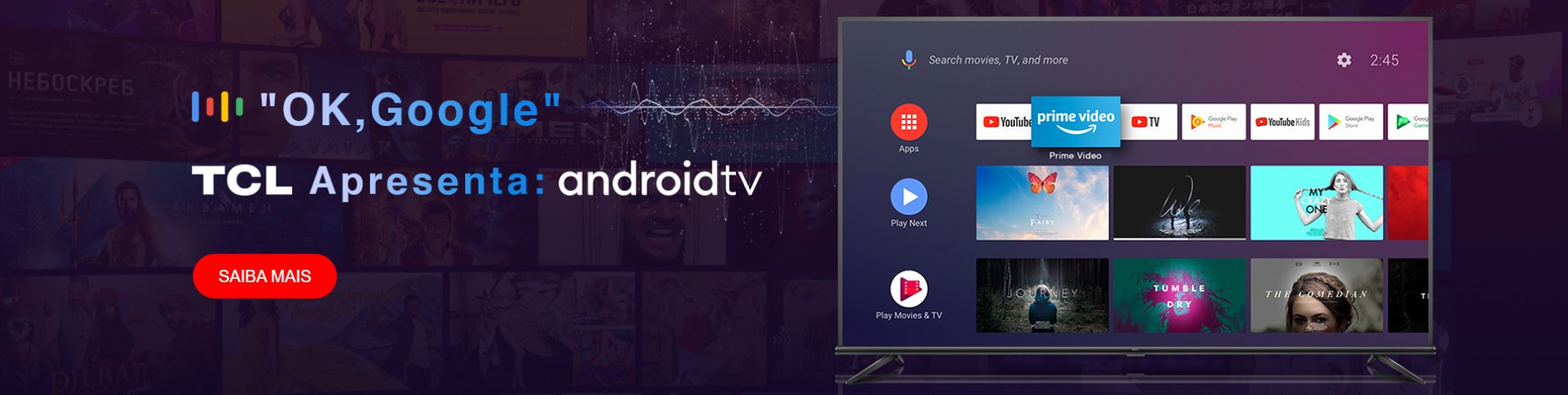TCL ANDROID TV