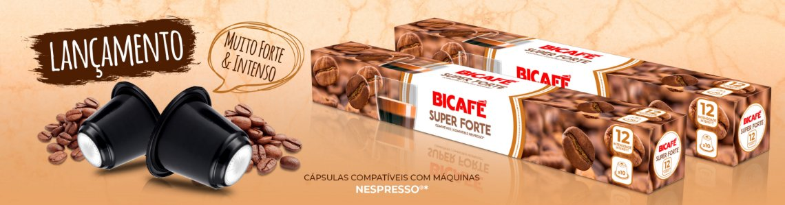 Super forte Nespresso