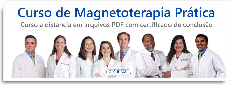 CURSO DE MAGNETOTERAPIA PRÁTICA / em arquivos PDF / sem KIT