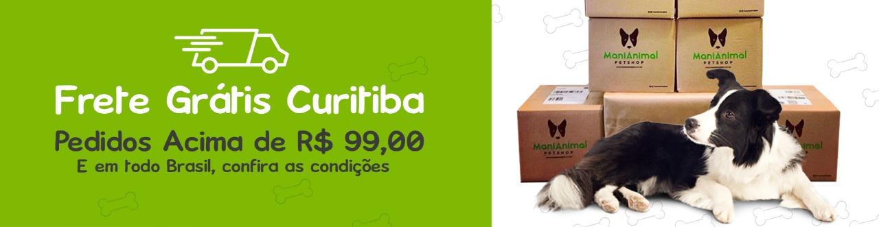 Frete Grátis Curitiba