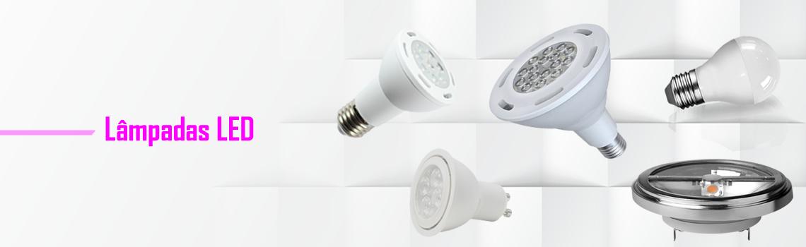Lâmpadas LED