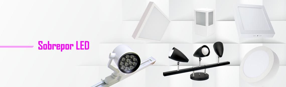 Sobrepor LED
