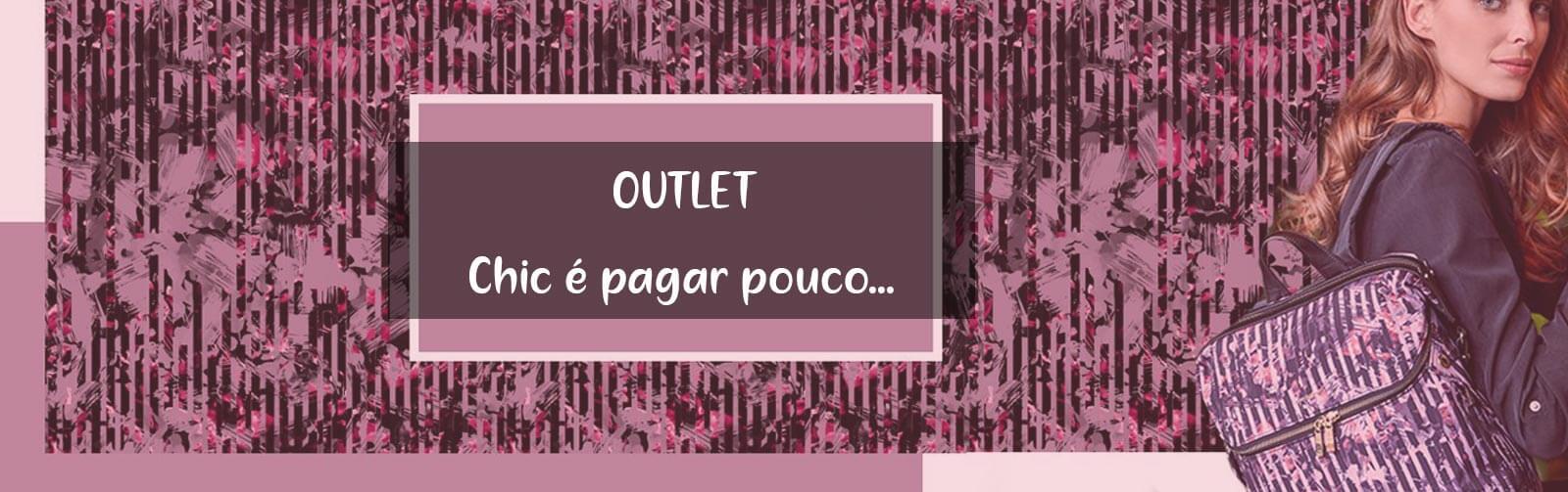 Outlet de Bolsas femininas Baratas online
