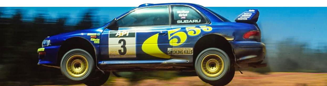 Subaru 555 T-Shirt