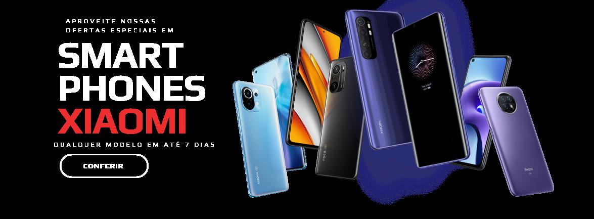 Smartphones Xiaomi - Fullbanner