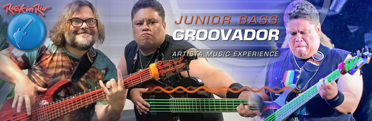 Junior Groovador