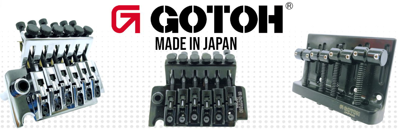 GOTOH pontes Japan