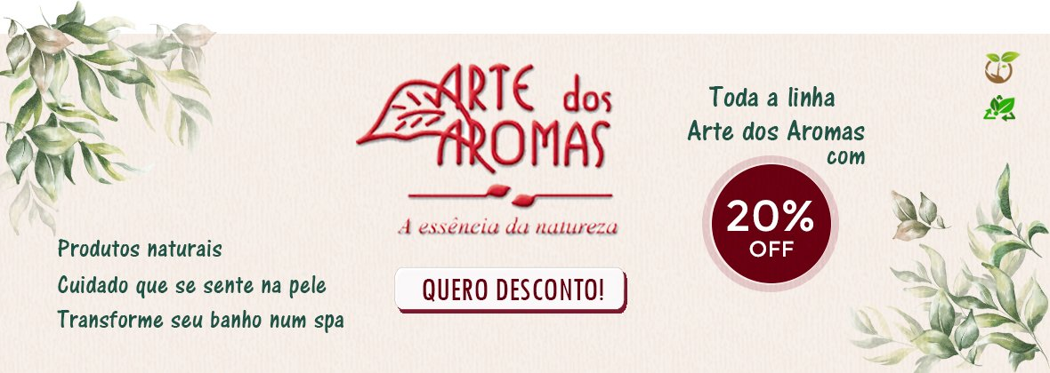 Promoção Arte dos Aromas