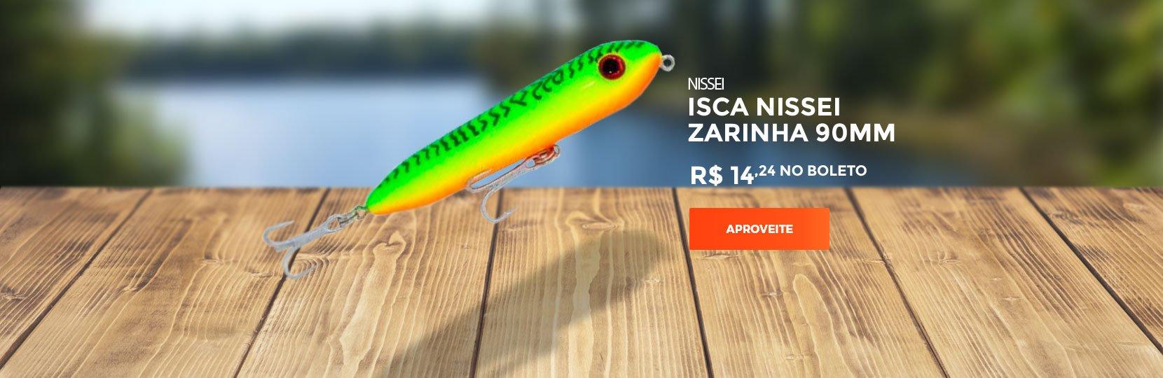 Zarinha Banner