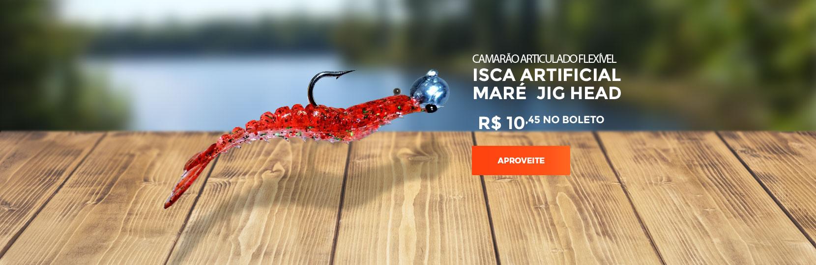 Camarão Maré