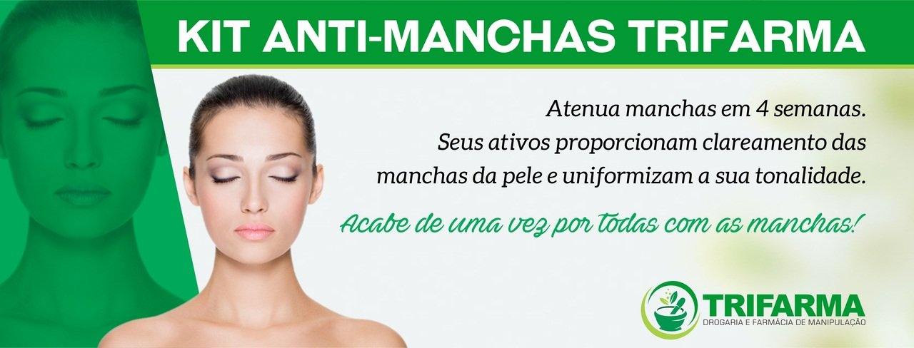 KIT ANTI-MANCHAS TRIFARMA