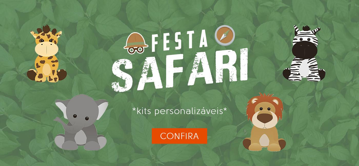 Lembrancinha Festa Safari