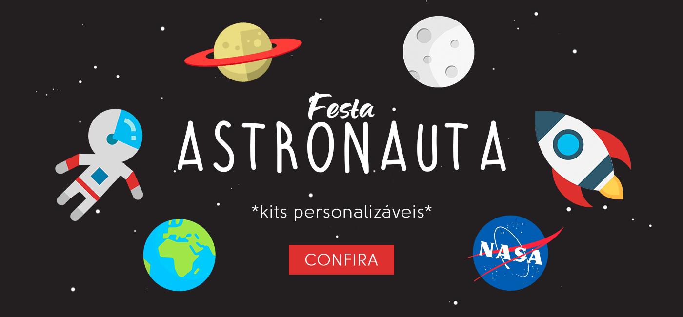 Lembrancinha Festa Astronauta