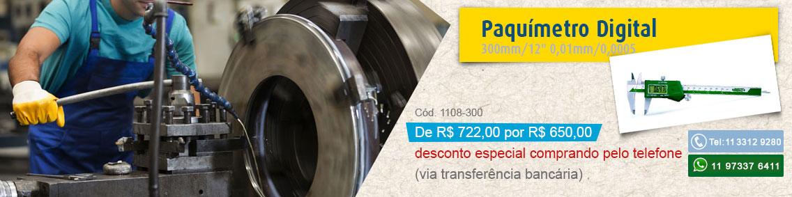 Paquímetro Digital Insize - 1108-300
