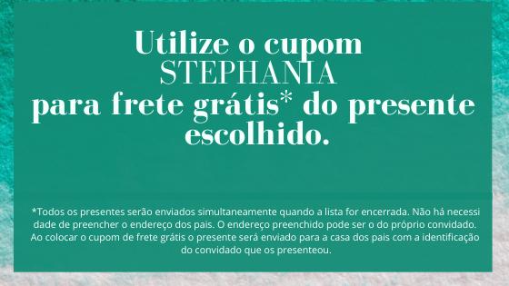 Chá da Stephânia da Motta Stefanon