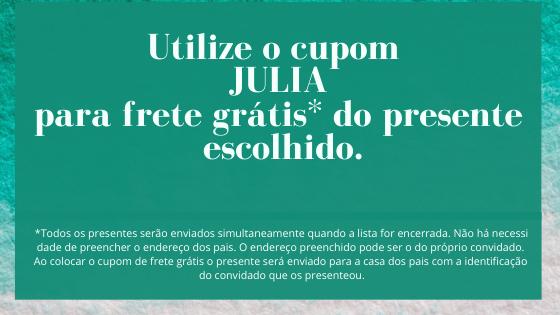 Chá da Julia (Pri e Gui)