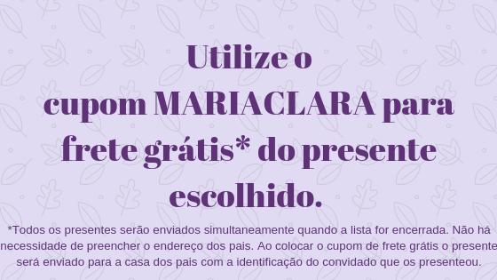 Chá da Maria Clara
