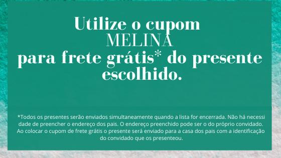 Chá da Melina