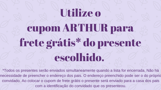 Chá do Arthur